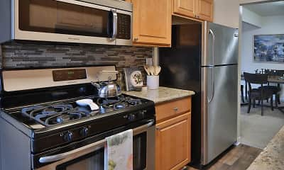 Kitchen, Chesapeake Glen Apartment Homes, 0