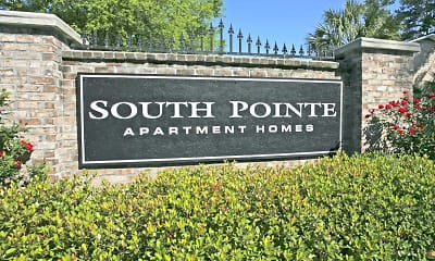 Community Signage, South Pointe, 2