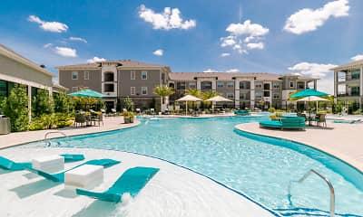 Cue Luxury Apartments, 1