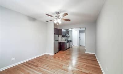 Living Room, Grace Shores, 2