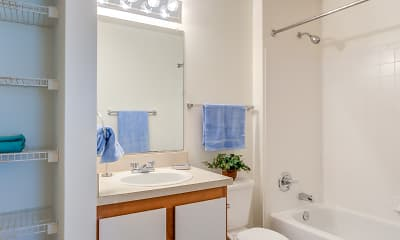 Bathroom, The Vinings At Christiana, 2