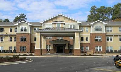 Building, Arbor Hill Senior Apartments, 0