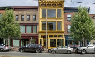 Building, Howard Row, 0