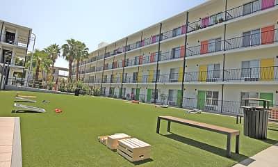 Building, Sahuara Apartments, 2