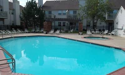Pool, Huntington Park, 0