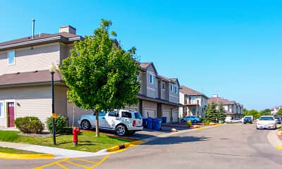 Building, Winfield Townhomes, 1