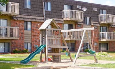 Playground, Sherburne Park Estates, 0