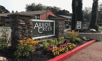 Community Signage, Arbor Creek, 2