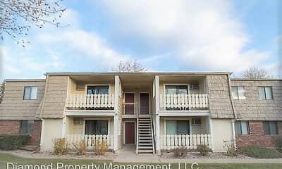 Building, Cedar Place Apartments, 0