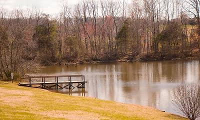 Lake, Huntingwood, 1