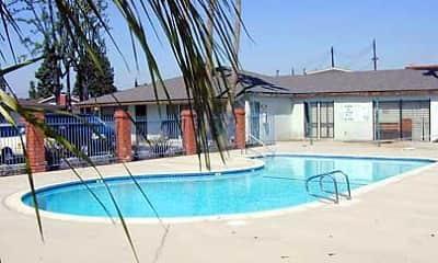 Pool, Arroyo Vista Apts, 1