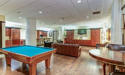 Clubhouse, The Brandeis, 0