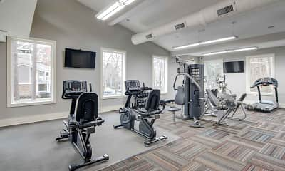 Fitness Weight Room, 2200 Big Creek, 1