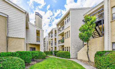 Building, The Landings at Willowbrook, 1