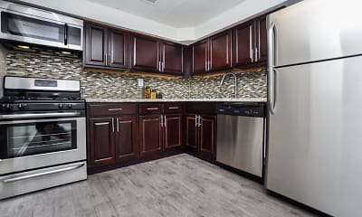 Kitchen, The Village at Chartleytowne Apartments & Townhomes, 0