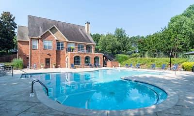 Pool, Holland Park, 2