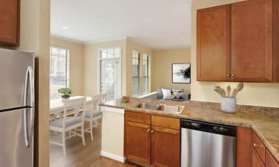 Kitchen, Camden Whispering Oaks, 0