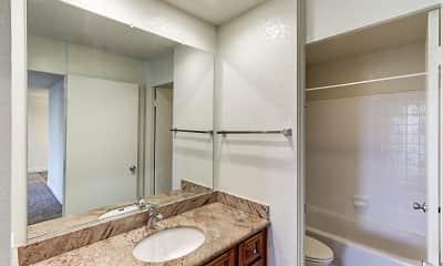 Bathroom, Station 101, 2