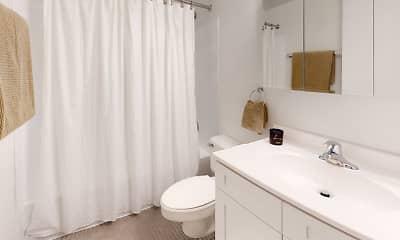 Bathroom, 244 E. Pearson, 2