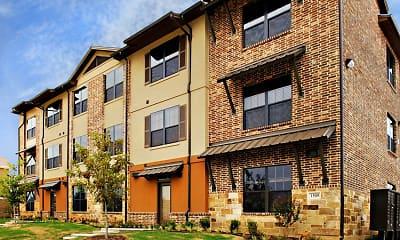 Building, Centre Place Apartments, 1
