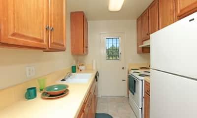 Kitchen, Ballantyne Apartments, 1