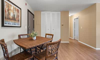 Dining Room, Imperial Gates, 1