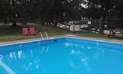 Pool, Mt. Vernon Apartments, 2