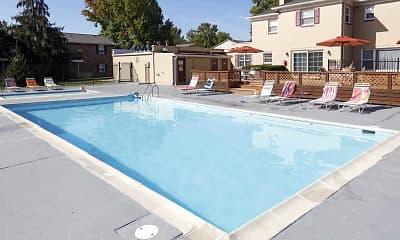 Pool, Martinique Terrace, 0
