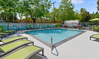Pool, The BLVD, 1