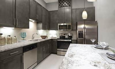Kitchen, LE PALAIS APARTMENTS, 0