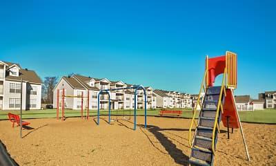 Playground, Stadium Place Apartments, 1
