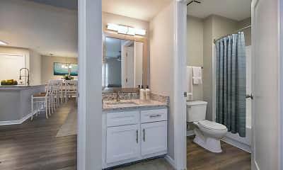 Bathroom, Bayside Arbors of Clearwater, 0