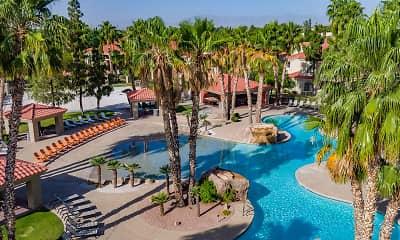 Pool, San Melia Apartment Homes, 1