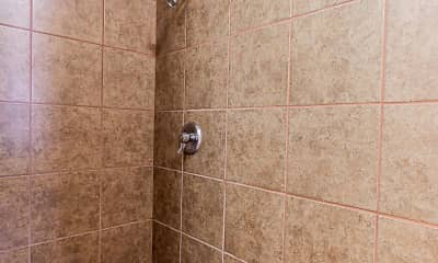 Bathroom, Villard Commons, 2