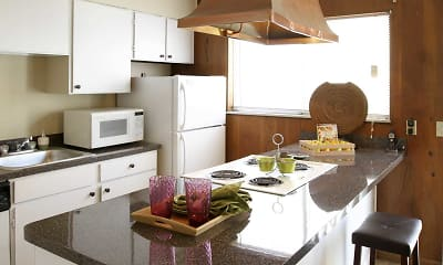Kitchen, Colonial Park Townhomes, 1