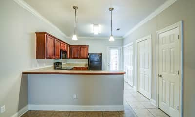Kitchen, Magnolia Landing, 0