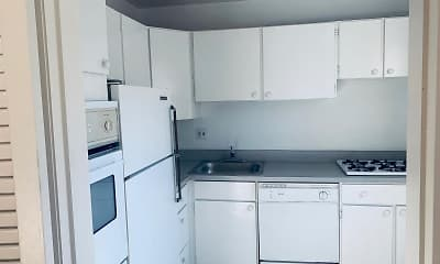 Kitchen, Linkwood Apartments, 1