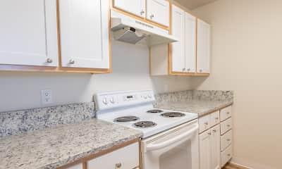 Kitchen, Buckman Terrace, 1