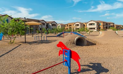 Playground, Encantada Saguaro National, 2