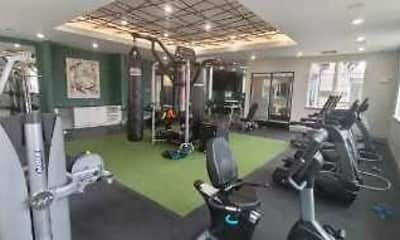 Fitness Weight Room, Beacon on Westmoreland, 0