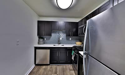 Kitchen, Willow Run at Mark Center, 1