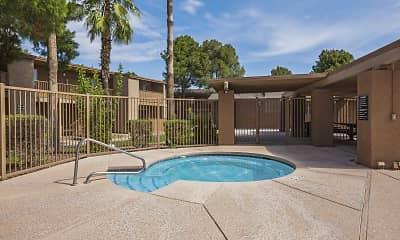 Pool, Arcadia Park, 2