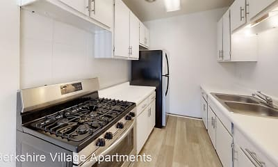 Kitchen, Berkshire Village Apartments, 0