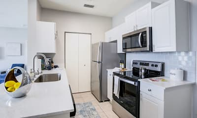 Kitchen, Village At Lake Highland, 1
