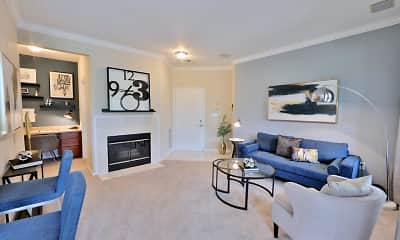 Living Room, Village at Potomac Falls, 1