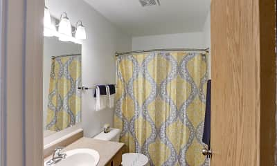 Bathroom, Boulder Hollow, 1