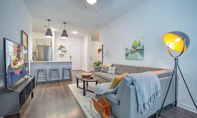 Living Room, Bellamy Carrollton, 1