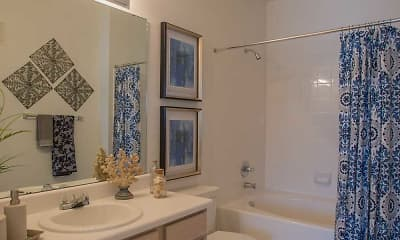 Bathroom, Prairie Springs I & II, 2
