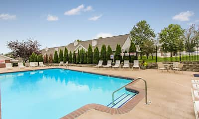 Pool, Orchard Village, 1