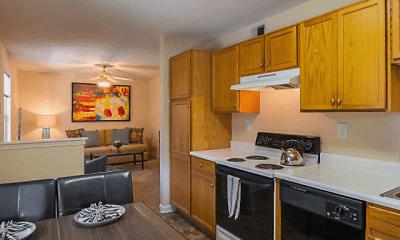 Kitchen, Lyndon Crossings, 1